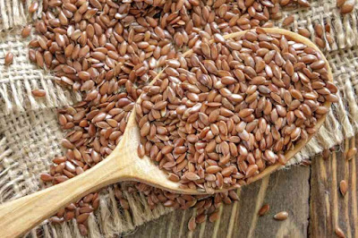 Flaxseed is one of the largest natural sources of lignin and omega - 3 omega - 6 and omega - 9 fatty acids, and contains 27 anti-cancer substances.