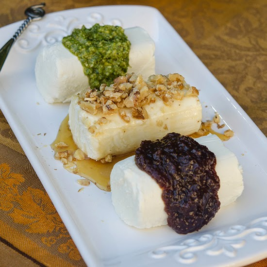 Goat Cheese Trio | by From Valerie's Kitchen