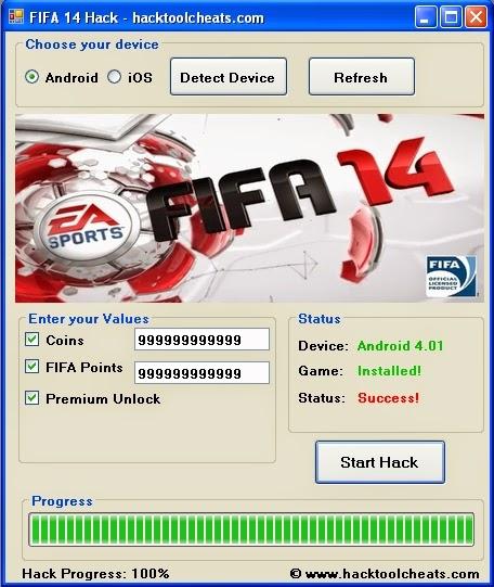 Apk Fifa 14 Hack No Jailbreak Fifa 14 Hack No Survey Fifa 14 Hack ...