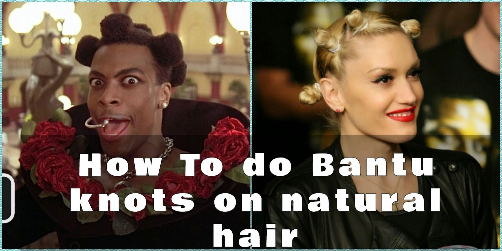 Tips for Bantu Knots