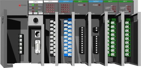 PLC face doors open - Jenis Jenis Plc Dan Spesifikasinya