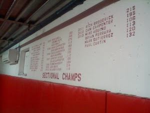 Wall of CM's Wrestling Champions