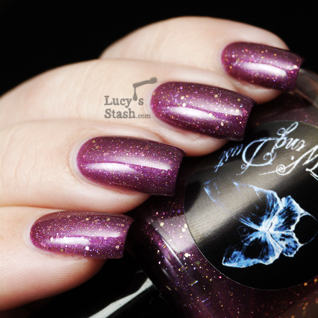 Lucy's Stash - WingDust Plum Outta Ideas