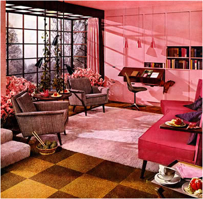 Key Interiors by Shinay: Just The Place For Ladies Night!!!!