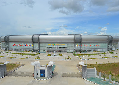 Major SEA Games venue to be opened soon
