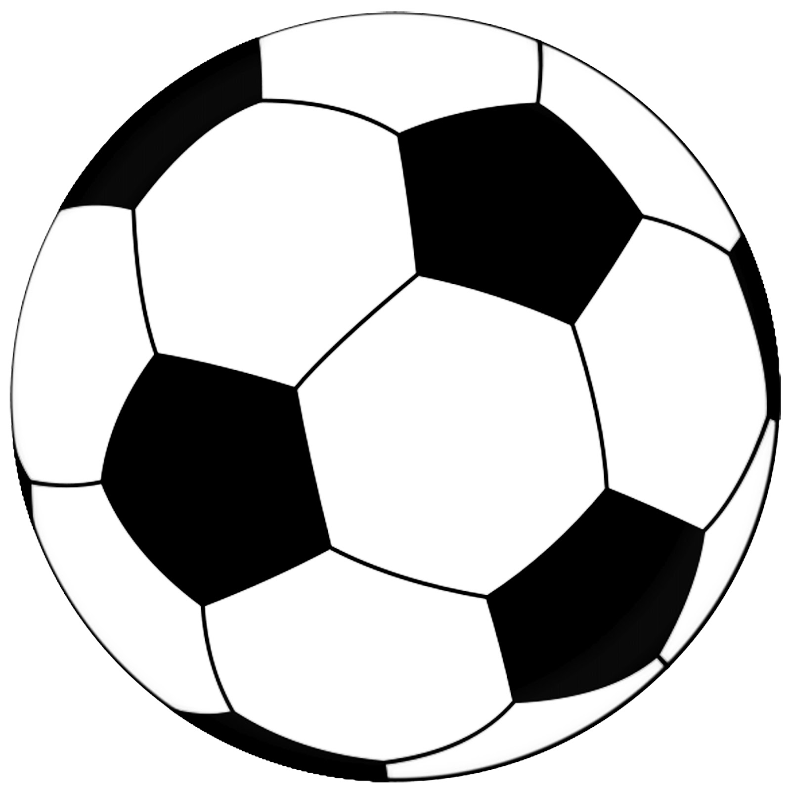 Witty image with free printable soccer ball