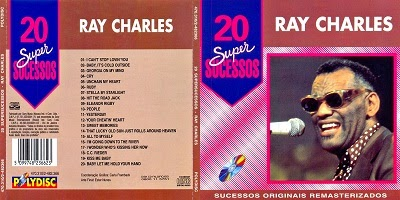 Ray Charles 20 Super Sucessos CD 2014