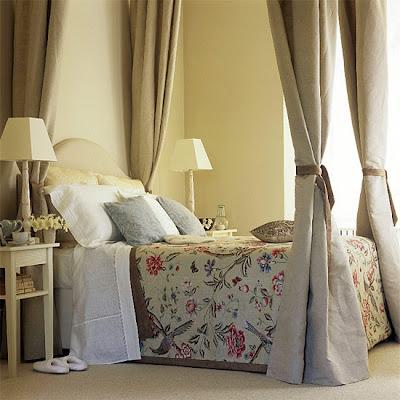 quarto de casal provençal