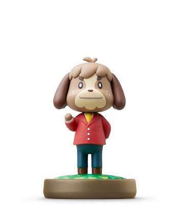 JUGUETES - NINTENDO Amiibo  Figura Candres - Digby : Animal Crossing  A partir de 6 años | Videojuegos - Muñeco | Comprar en Amazon