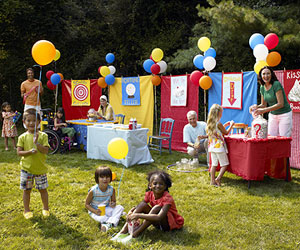 Moontastic Bouncers: Here are some GREAT ideas for a Carnival