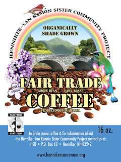 Your coffee purchase supports our work!