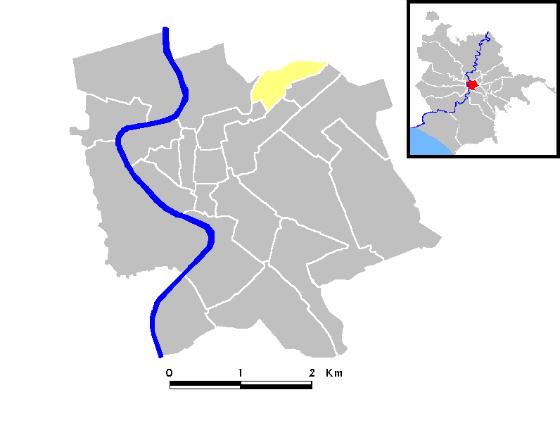 Συνοικία Λουντοβίζι (Ludovisi)