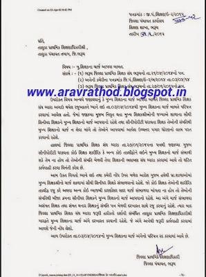 PRINCIPAL NA CHARGE APVA BABAT - BHARUCH