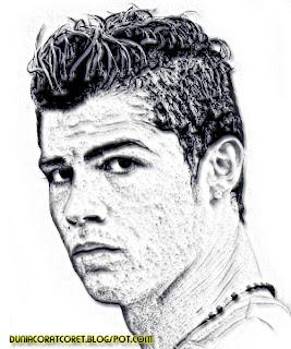 Foto vector Cristiano Ronaldo