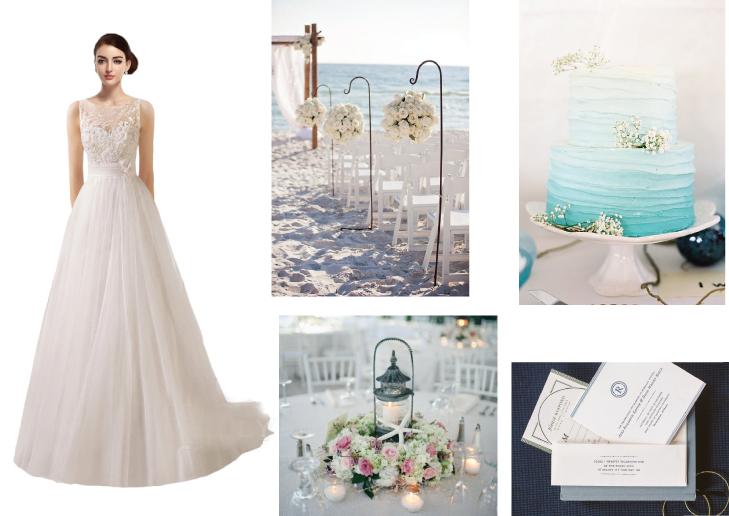 Pinterest Beach Wedding Dresses 76 Fabulous coelody beach wedding dresses