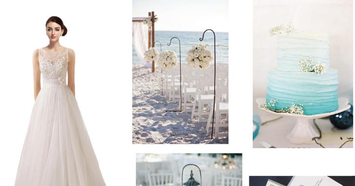 Wedding Dress Beach Style 53 Superb coelody beach wedding dresses