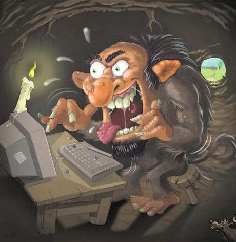 internet troll, trolling writer submissions, content troll, online trolling
