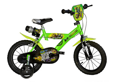 TOYS : JUGUETES - LAS TORTUGAS NINJA  Bicicleta Infantil  TMNT | Teenage Mutant Ninja Turtles  Dino | Serie de Television | Comprar en Amazon España