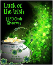 #Luck of the #Irish $250 #CASH #GIVEAWAY NOW to March 31st! Click photo to #enter!