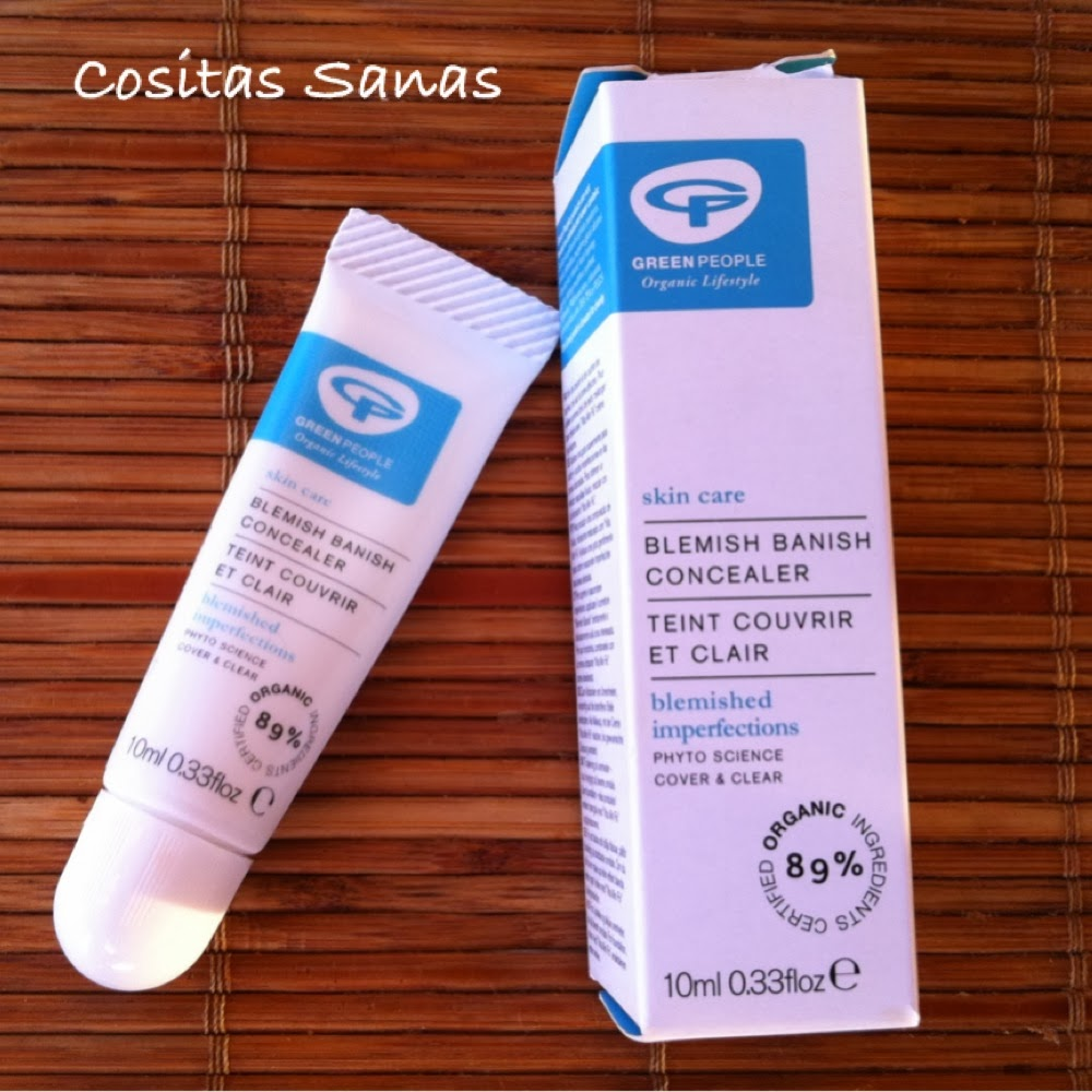 corrector ojeras green people
