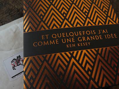 Ken Kesey - Et quelquefois j'ai comme une grande idée - Monsieur Toussaint Louverture ©LouDev