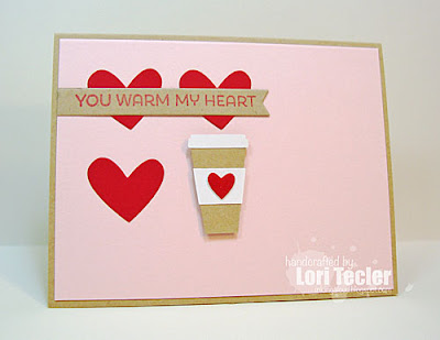 You Warm My Heart card-designed by Lori Tecler/Inking Aloud-stamps from My Favorite Things