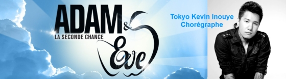 Tokyo Kevin Inouye - Chorégraphe d'Adam et Eve