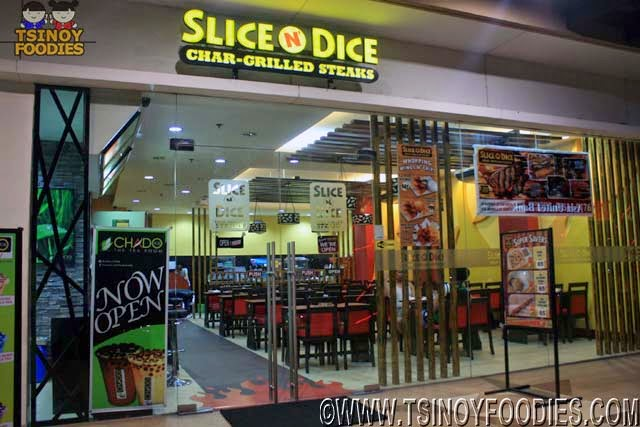 slice n dice chargrilled steaks