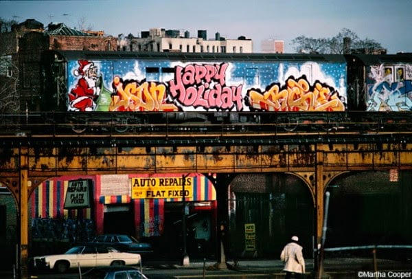 New York Graffiti subway hip hop 03