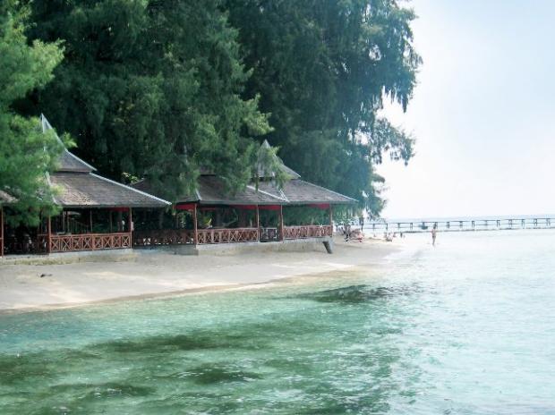 Tempat Wisata Di Daerah Jakarta  Kepulauan Seribu