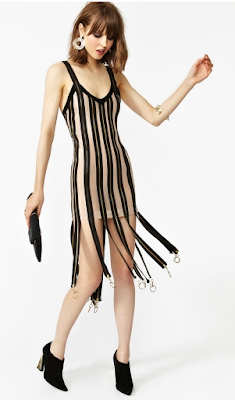 Right Moves Dress Zipper Nasty Gal