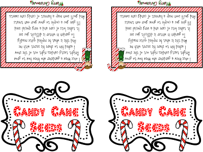 Candy cane poem printable tag here i will explain about candy cane