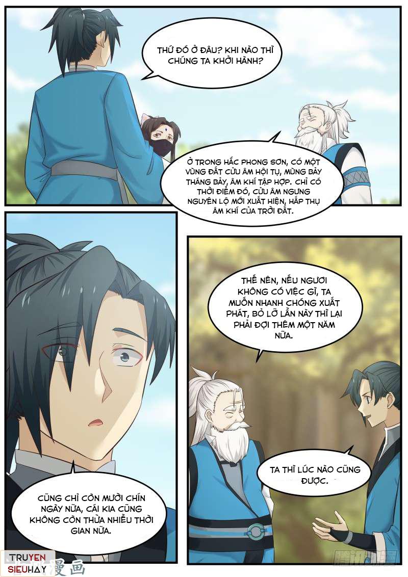 Võ Luyện Đỉnh Phong chap 62 - Trang 8