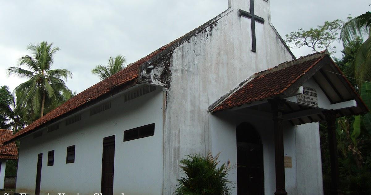 Gereja Katolik St. Fransiskus Xaverius, Kemanukan