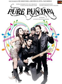 Pure Punjabi (2012) watch full punjabi movie Live