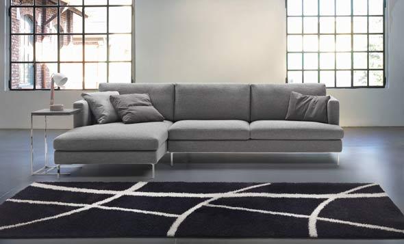 Tessuti naturali per divani e divani letto. | Tino Mariani
