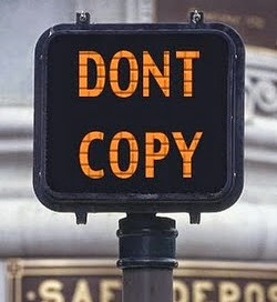 Não Copie!