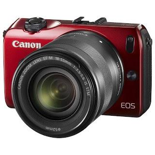 Canon EOS M-R2
