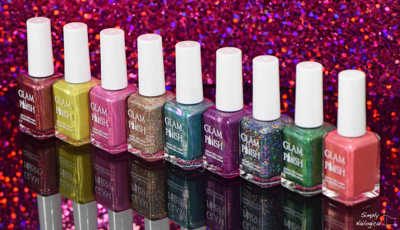 Glam Polish - Hairspray Collection
