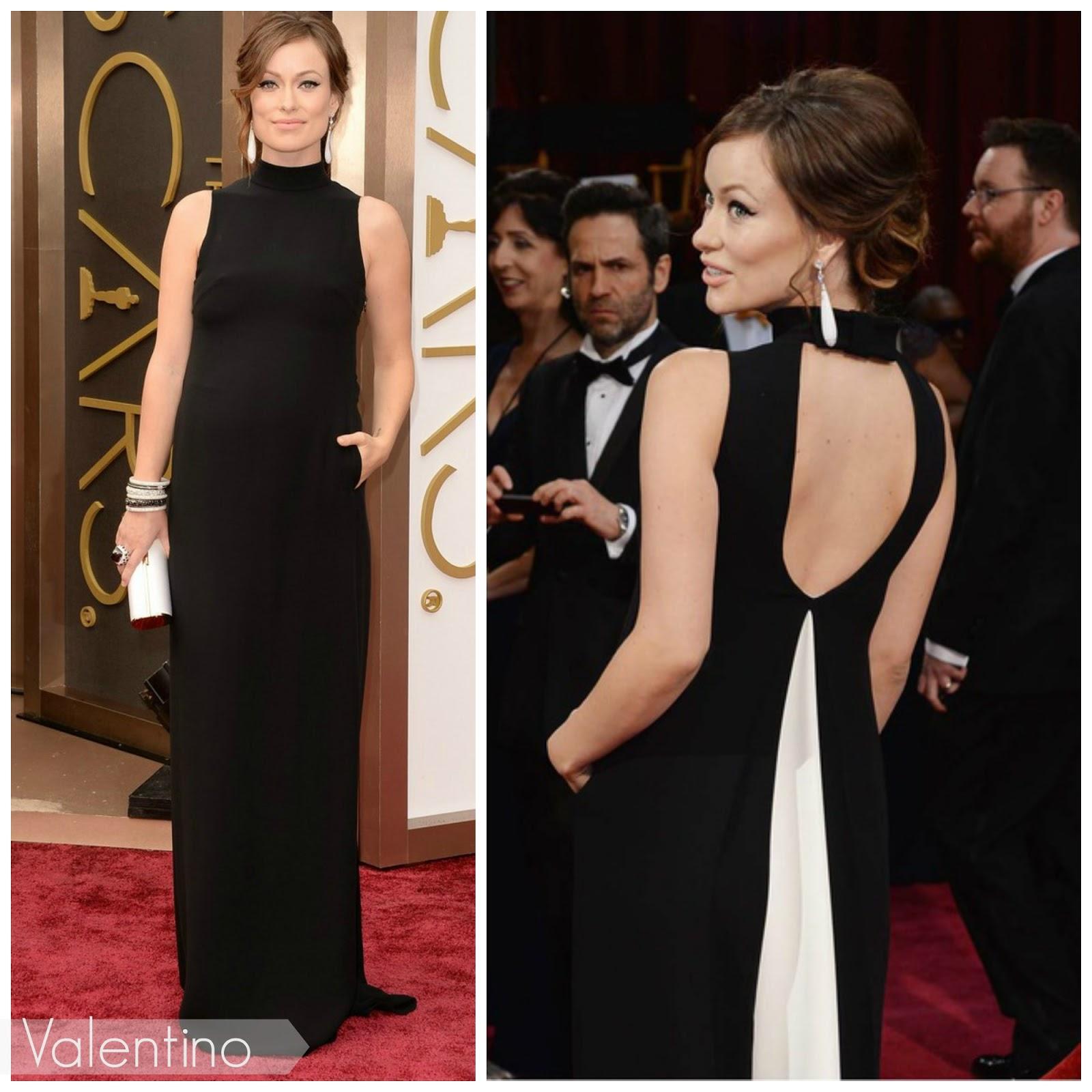 Olivia Wilde Premios óscar 2014