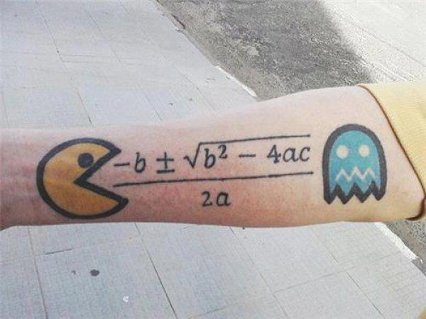 Formula Tattoo