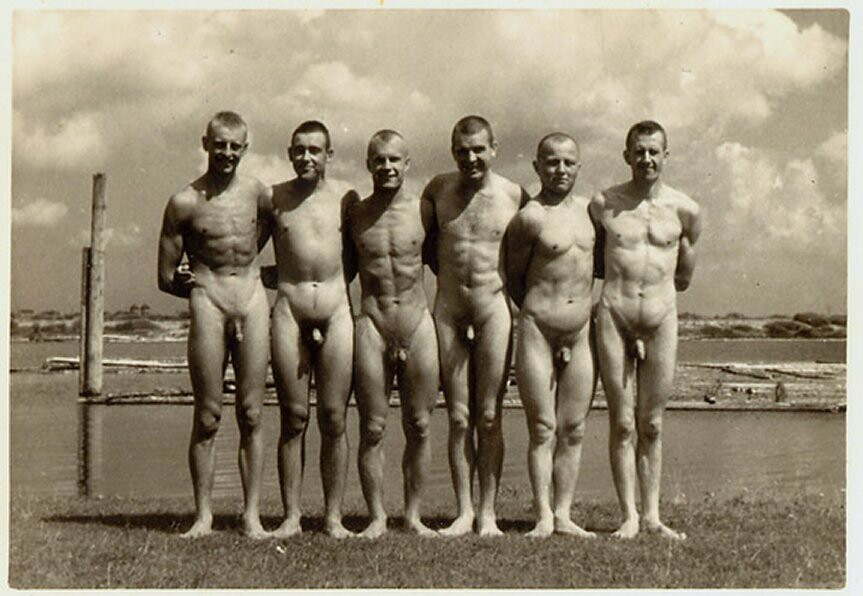 S Nude Soldiers