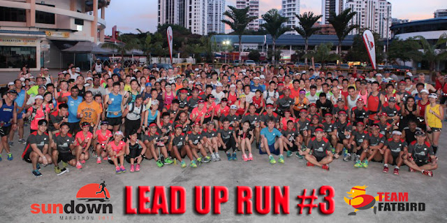 Sundown Marathon: Lead Up Run #3