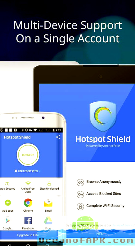 Cloud vpn app android