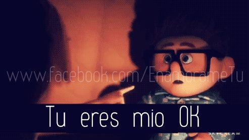 Imagenes y Frases Facebook: Tu eres Mio