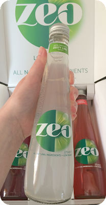 zeo brighterside drinks