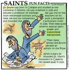 Feast of Saint Bruno