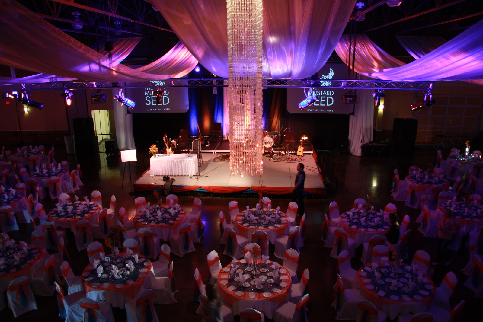 Expressive events and decor ambiance lighting for Ambiance decoration