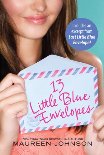 13 little blue envelopes book review