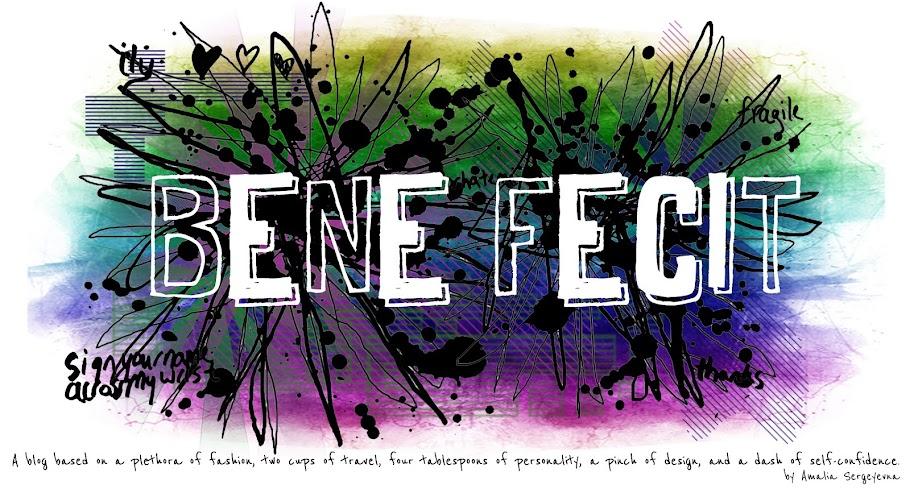 █░ BENE FECIT ░█